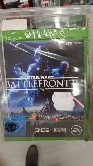 Star Wars Battlefront II Xbox One (Lokal Spandau)