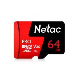 Netac P500 Pro 64GB microSDXC (UHS-I, U3, 98MB/s) für 11,15€