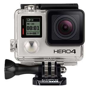 [Amazon DE] GoPro HERO 4 Black [189,90€]