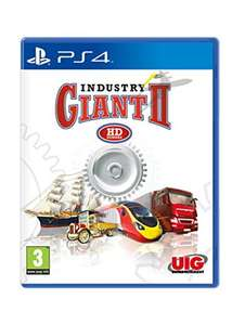 Der Industrie Gigant II: HD Remake (PS4) fü 10,49€ (Base.com)