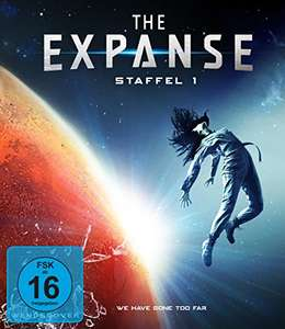 The Expanse - Staffel 1 (Blu-ray) für 9,99€ versandkostenfrei (Amazon Prime & Media Markt)