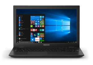 "MEDION® AKOYA® E6439, Intel® Core™ i5-8250U, Windows 10 Home, 39,6 cm (15,6"") FHD Display, 8 GB RAM, 128 GB SSD, 1.5 TB HDD, Notebook"