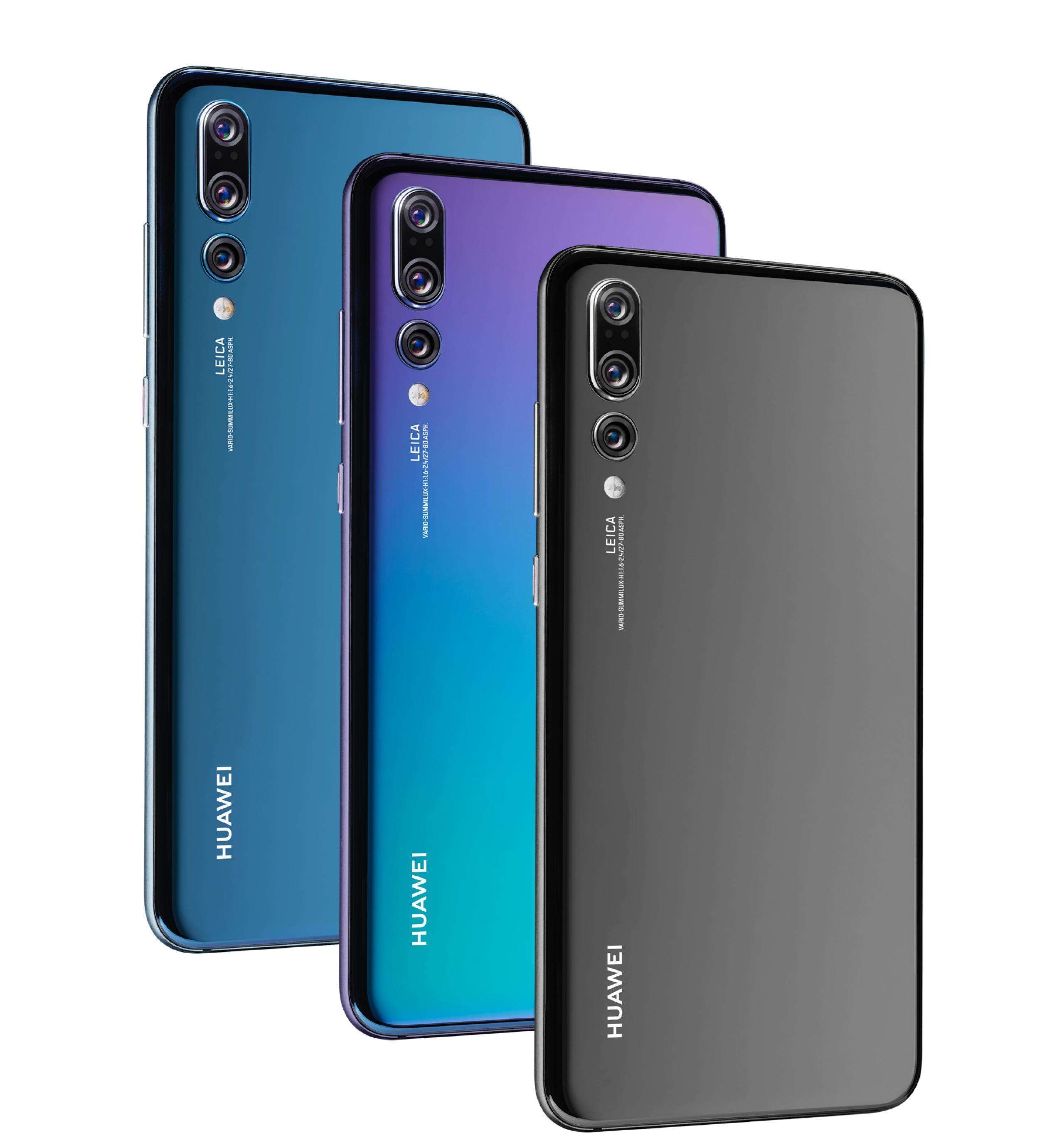 Huawei P20 Pro alle Farben + LogiTel-Vodafone 5GB LTE Smart L Aktion