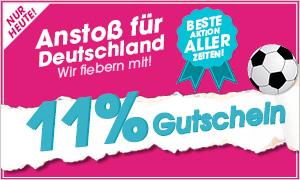11% auf Alles bei Babymarkt - nur heute! - z.B. mutsy Kinderwagen Nexo Concrete Melange