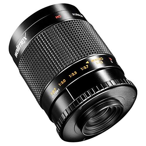Walimex 500mm 1:8,0 CSC-Spiegelobjektiv 48 € (ggf. ca. 60 €) statt 119 € Amazon.de Micro Four Thirds Sony E Canon EOS M