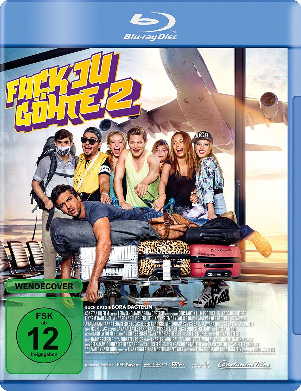 Fack ju Göhte 2 (Blu-ray) für 3,99€ (Dodax)