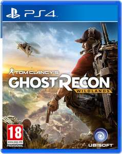 Tom Clancy's Ghost Recon: Wildlands (PS4) für 18,46€ (Base.com)