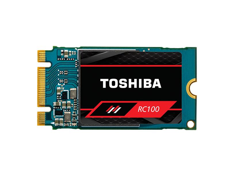 Toshiba SSD RC100 M.2 PCIe NVMe (240GB) für 55,89€ bei Zahlung mit Masterpass