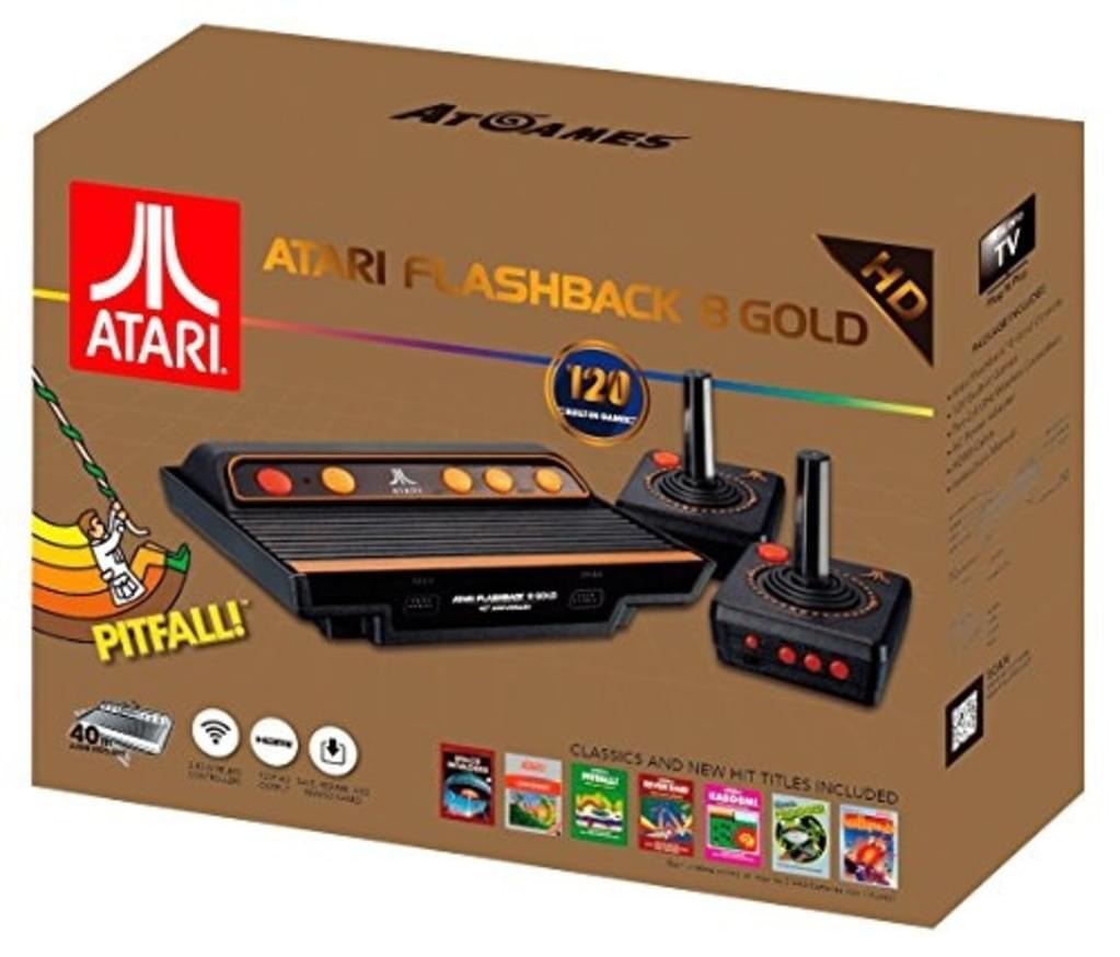 Atari Flashback 8 Gold bei Real ( Filiale und online  ) für 88.-