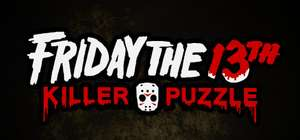 [Steam] 3 DLCs für Friday the 13th: Killer Puzzle (FTP)