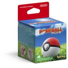 Nintendo Pokéball Plus Controller für 41,97€ (Alternate + Masterpass)