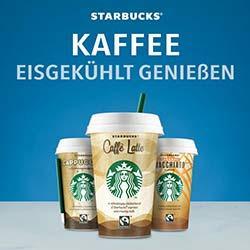 Starbucks Classic durch Coupies bis zu 10x 0,50 € Cashback