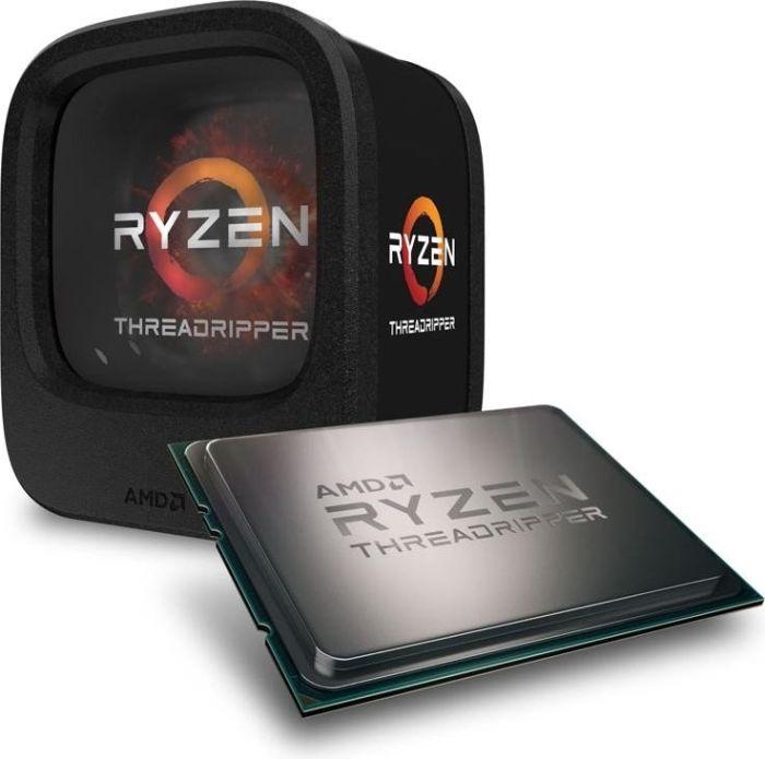 CPU AMD Ryzen Threadripper 1950X, 16x 3.40GHz, boxed ohne Kühler (YD195XA8AEWOF)