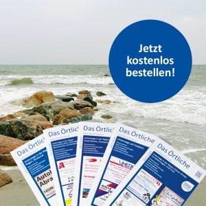 Entdecke die Ostseeküste – kostenlos NEUE Reiseführer bestellen [Das Örtliche]