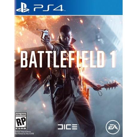 PS4: Battlefield 1 KEY für die PS4!