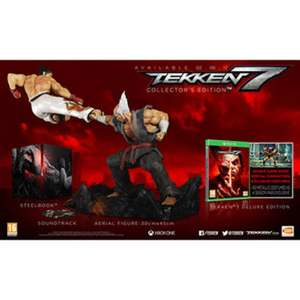 TEKKEN 7 COLLECTOR'S EDITION (Xbox One)