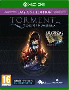 Torment: Tides of Numenera Day One Edition (Xbox One & PS4) für je 8,50€ (Coolshop)