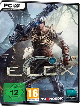 ELEX Key (PC/Steam, MMOGA)