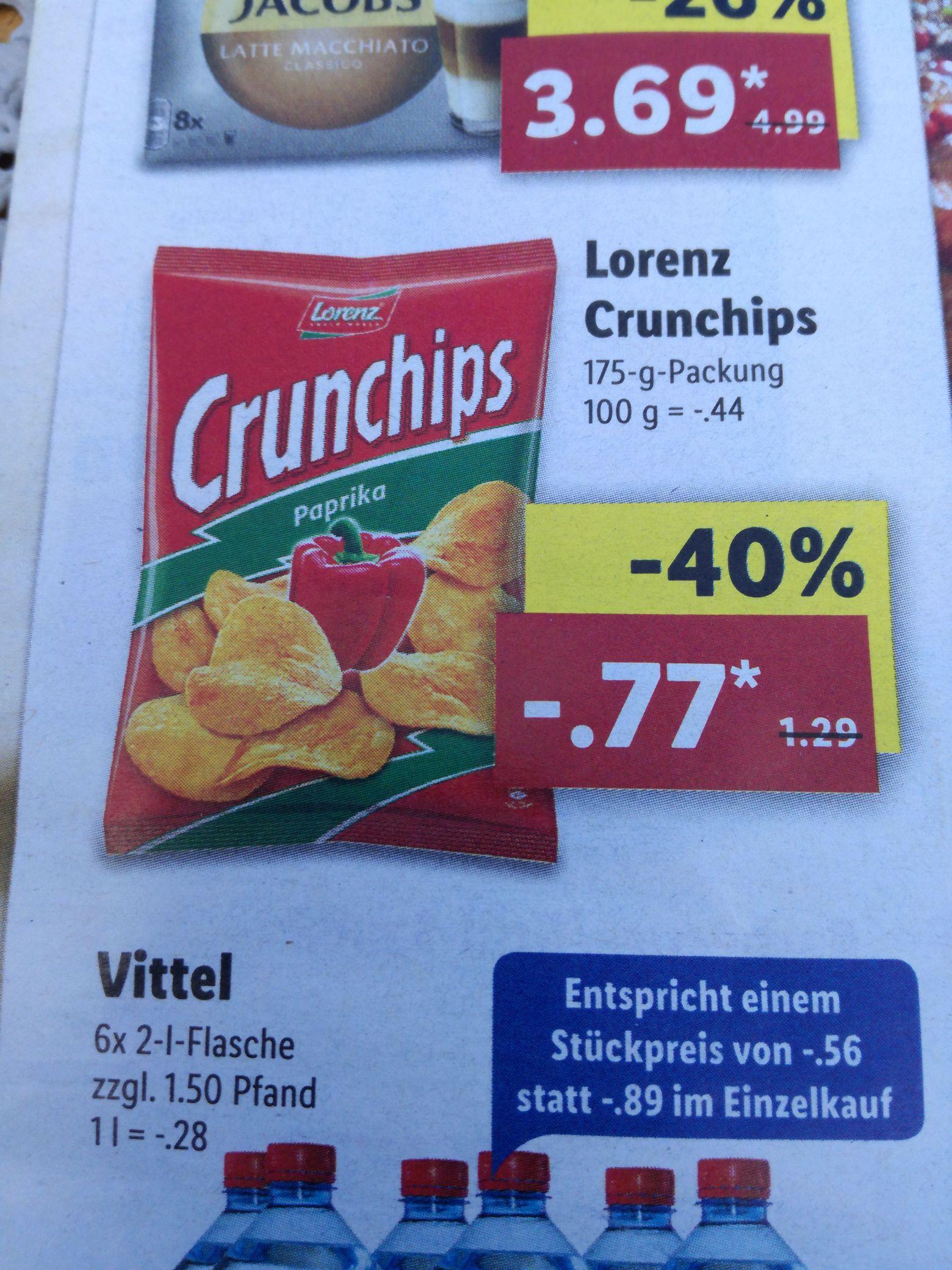 (LIDL) Crunchips
