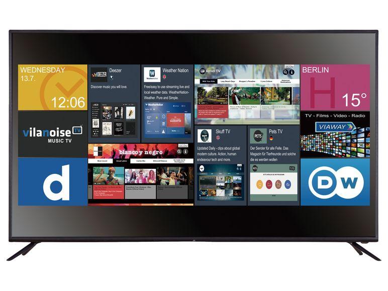 [LIDL] JTC JayTech GALAXIS 6.5 UHD 4K Fernseher, 65 Zoll, Smart TV für 613,98€