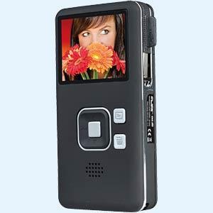 Muvid Click Pocket Videokamera
