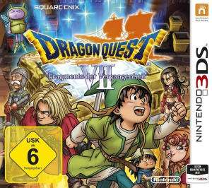 Dragon Quest VII: Fragmente der Vergangenheit & Monster Hunter: Generations (3DS) für je 15€ versandkostenfrei (Saturn & Amazon Prime)