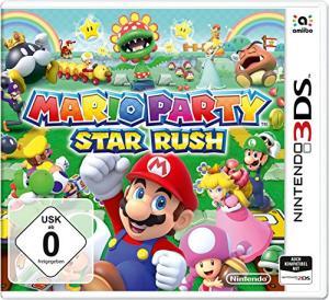 Mario Party: Star Rush (3DS) für 17€ versandkostenfrei (Saturn & Amazon Prime)