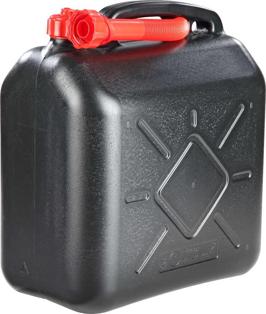 20 Liter Benzinkanister mit Ausgießer für 4,99 Euro @ Kaufland
