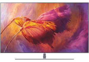 SAMSUNG QE55Q8FGMT QLED TV (Flat, 55 Zoll, UHD 4K, SMART TV)