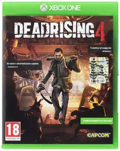 Dead Rising 4 (Xbox One) für 13,59€ (Amazon IT)