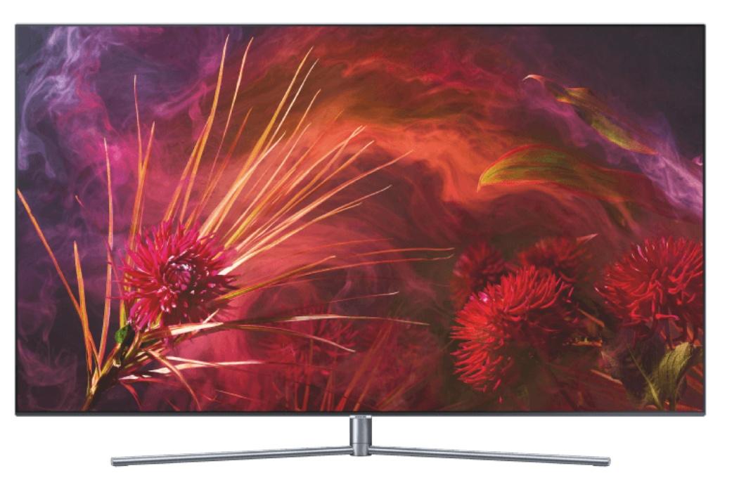 SAMSUNG GQ65Q8FNGT, 163 CM (65 ZOLL), UHD 4K, SMART TV, QLED, 3200 PQI + 350€ Geschenkcoupon