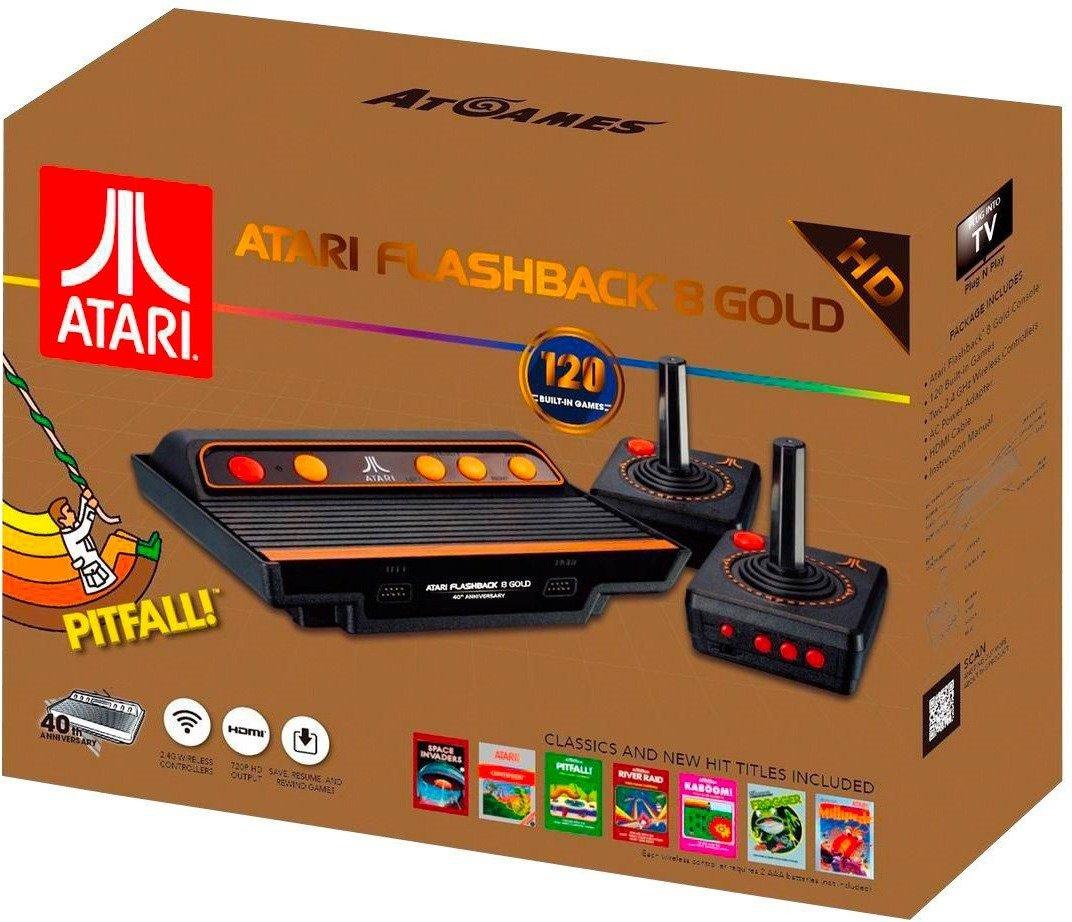 Atari Flashback 8 Gold HD für 66,95€ (Coolshop)