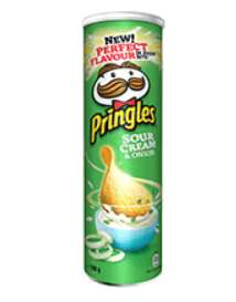 "Neuer 0,50€ Coupon für 2x Pringles ""Sour Cream & Onion"" 190g (27.06.2018)"