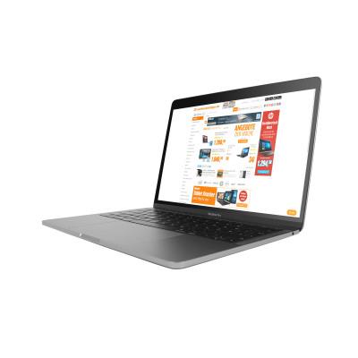 "[NBB] Apple MacBook Pro 13"" Space Grau 2017 MPXQ2D/A CTO BTO Intel Core i7 2.5GHz, 8GB RAM, 128GB SSD, macOS High Sierra"