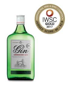 [ALDI 25./30.06.] Oliver Cromwell London Dry Gin [IWSC Gold]