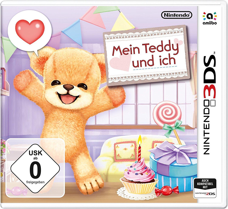 Mein Teddy und ich (3DS) für 7€ versandkostenfrei (Saturn)