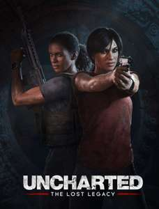 [Lokal: Hanau]Uncharted - Lost Legacy