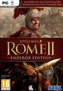 Total War: Rome II - Emperor Edition für 7,99€ [Gamesplanet UK] [Steam]