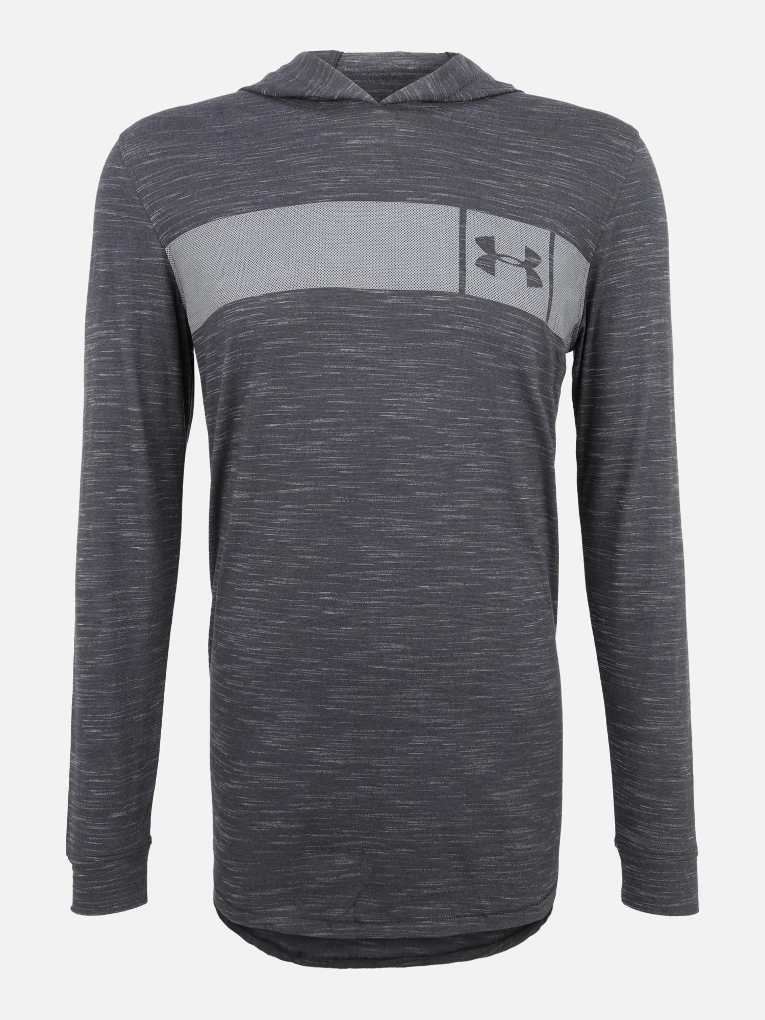 [AboutYou] Under Armour Herren Hoodie Sportstyle Core in grau für 22,45€ und Sporttasche Undeniable Duffle 3.0 Medium in grau/pink für 22,45€