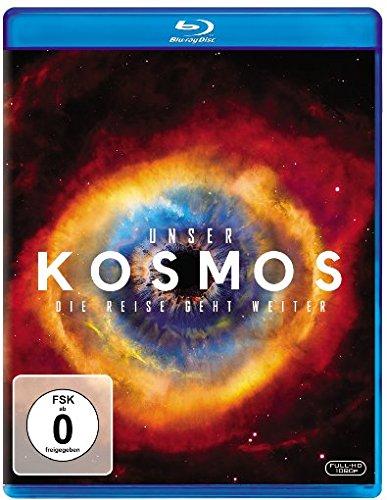 Unser Kosmos - Die Reise geht weiter [Blu-ray] für 12,99€ [Amazon]