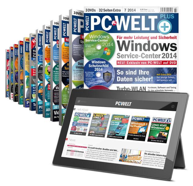 WM-Special: PC-WELT Plus Digital Monatsabo (nur heute)