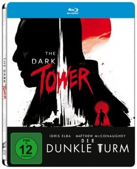 Der dunkle Turm Limited Edition Steelbook (Blu-ray) für 13,93€ (Alphamovies)