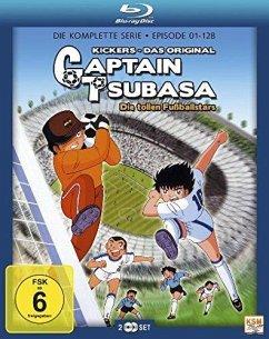 Captain Tsubasa: Die tollen Fußballstars - Die komplette Serie Limited Edition (Blu-Ray)