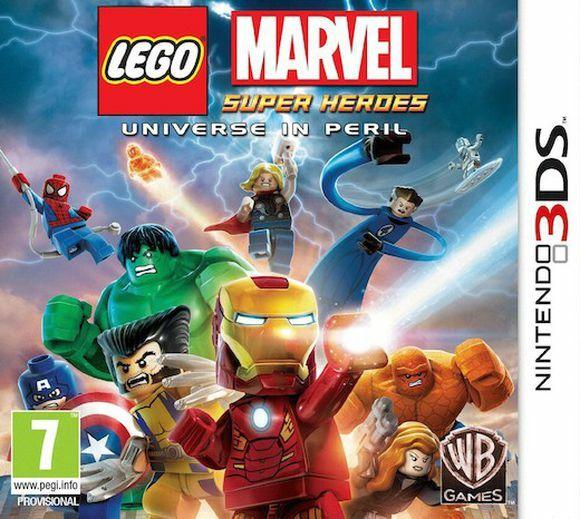 LEGO Marvel Super HeroesUniversum in Gefahr (3DS)