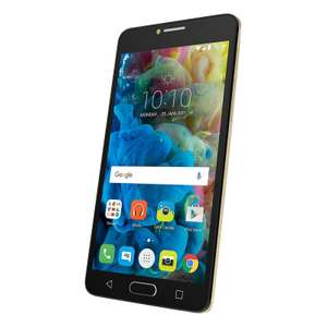 "Alcatel POP 4S Dark Grey [Full HD, 5,5"", MT6755 (4+4 Kerne), 2GB RAM, 16GB ROM]"