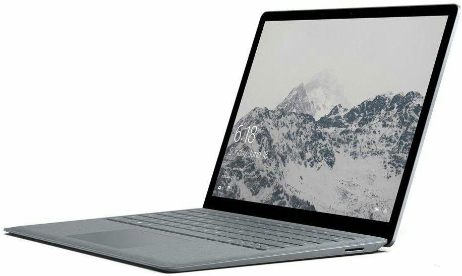 "Microsoft Surface Laptop 13.5"" (Deutsche-Version) - WQHD-Multi-Touch, i5, RAM 4GB, SSD 128GB, 1.25 kg [Amazon.it]"