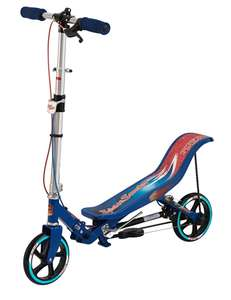 Space Scooter X580 blau