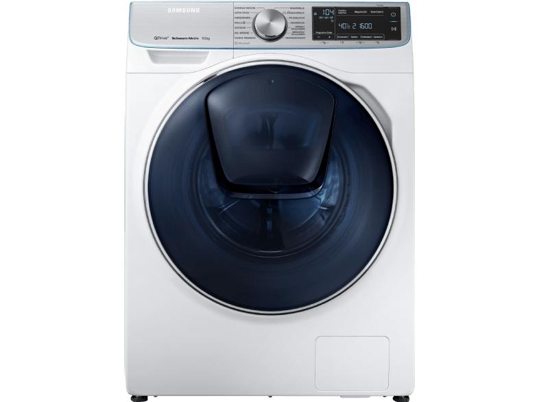 [Mediamarkt] Samsung WW7800 WW91M760NOA/EG QuickDrive Waschmaschine Frontlader/A+++/1600 UpM/9 kg/Hygiene-Dampfprogramm/AddWash/SchaumAktiv-Technologie/FleckenIntensiv-Option/SmartControl 2.0