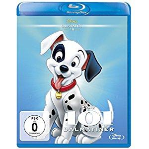 Disney Classics: 3 kaufen, 2 zahlen (z.B. Das Dschungelbuch, Robin Hood und 101 Dalmatiner für 19,98 EUR = 6,66 EUR/Film) (Amazon Prime)