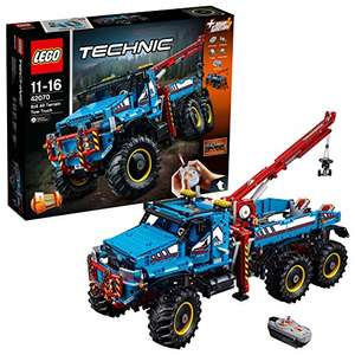 [Amazon] Lego Technic 42070 - Allrad Abschleppwagen